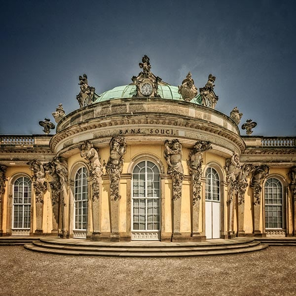 Potsdam Tours - Schloss Sanssouci - Frederick The Great's Residence