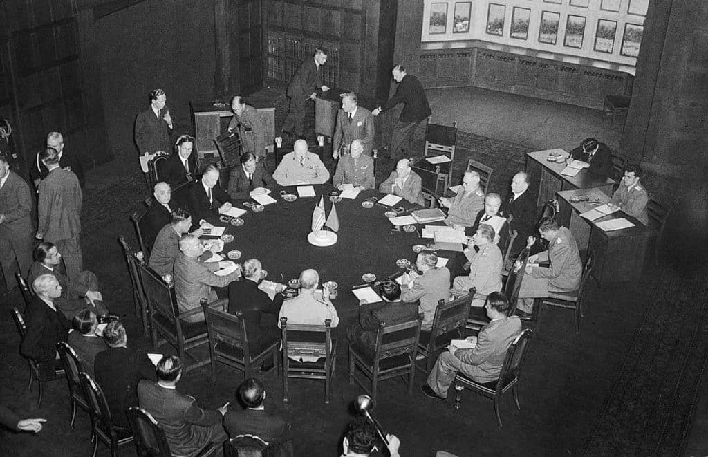 The Potsdam Conference - A Day By Day Account