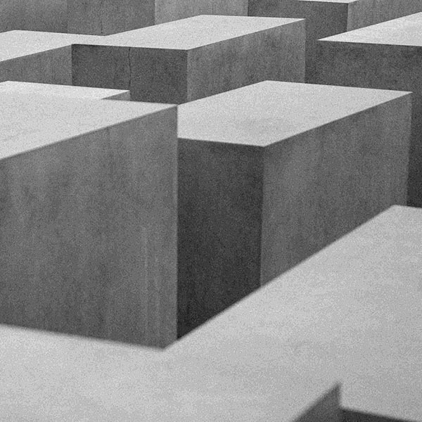 Third Reich Tour Of Berlin - Memorial For The Murdered Jews Of Europe