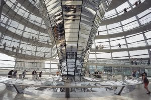 Inside Berlin's Reichstag - Norman Foster