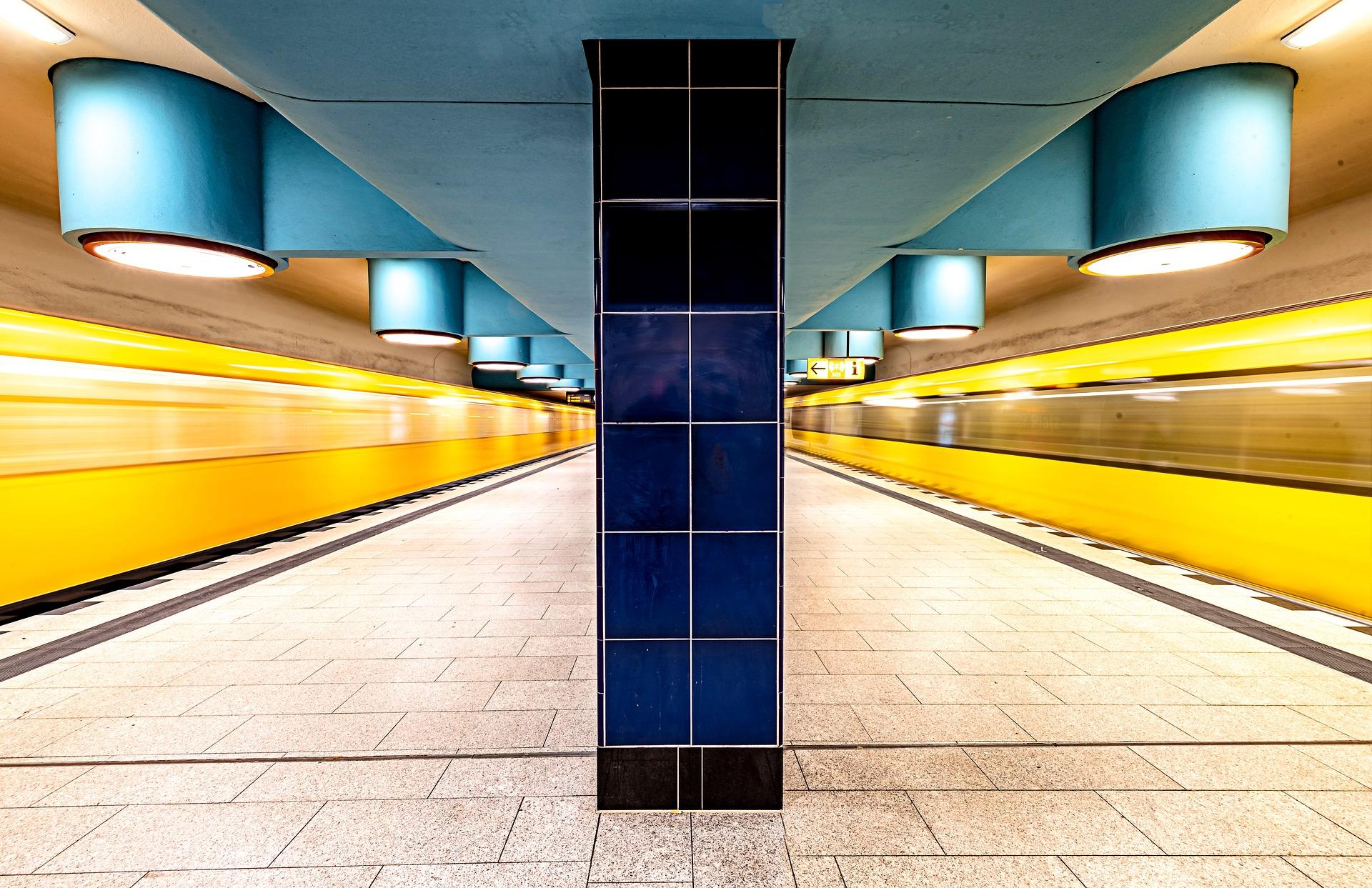 Berlin Underground Subway System