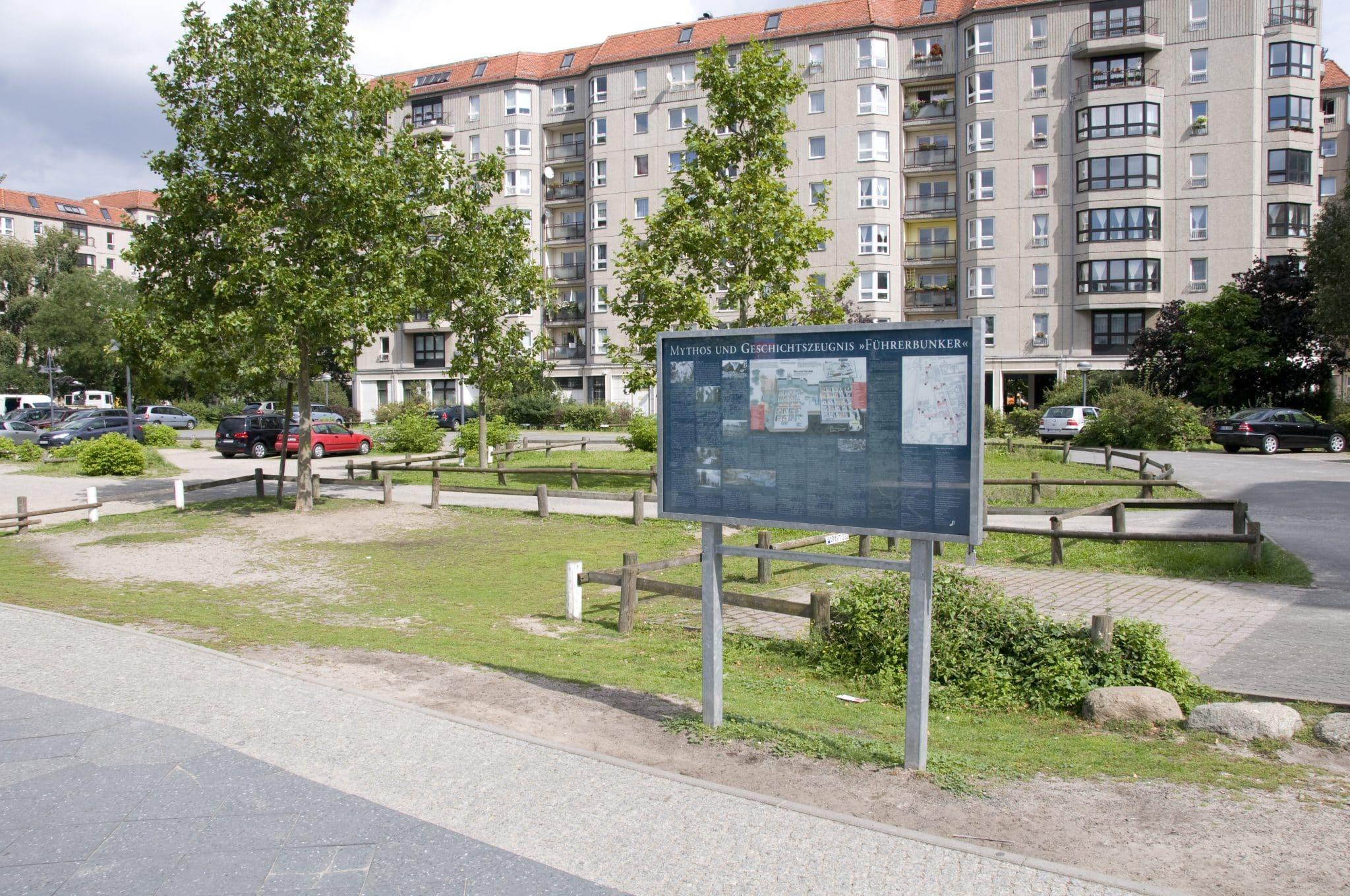 Führerbunker - Hitler's Bunker