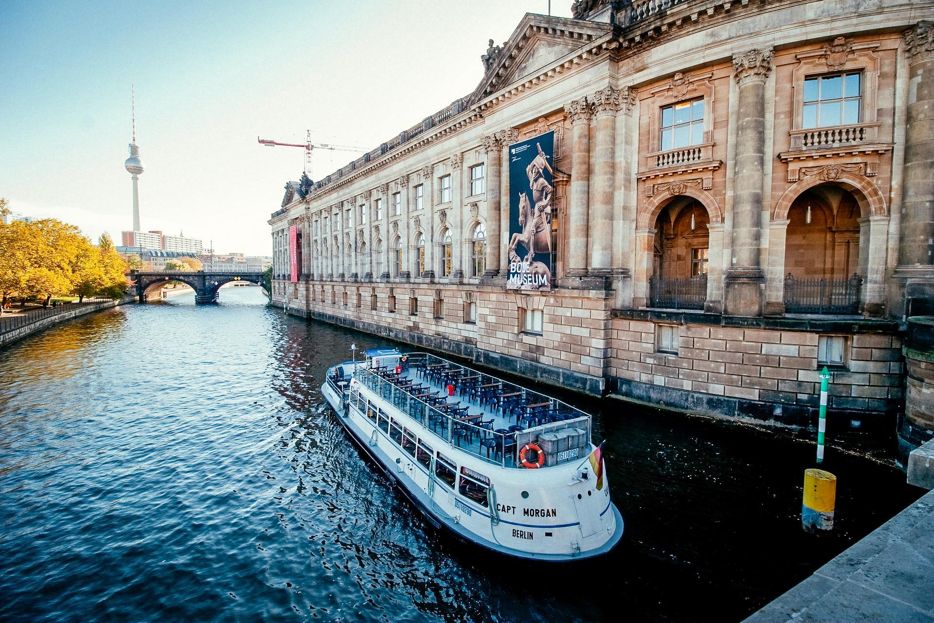 Museumsinsel Berlin - Boat Trip