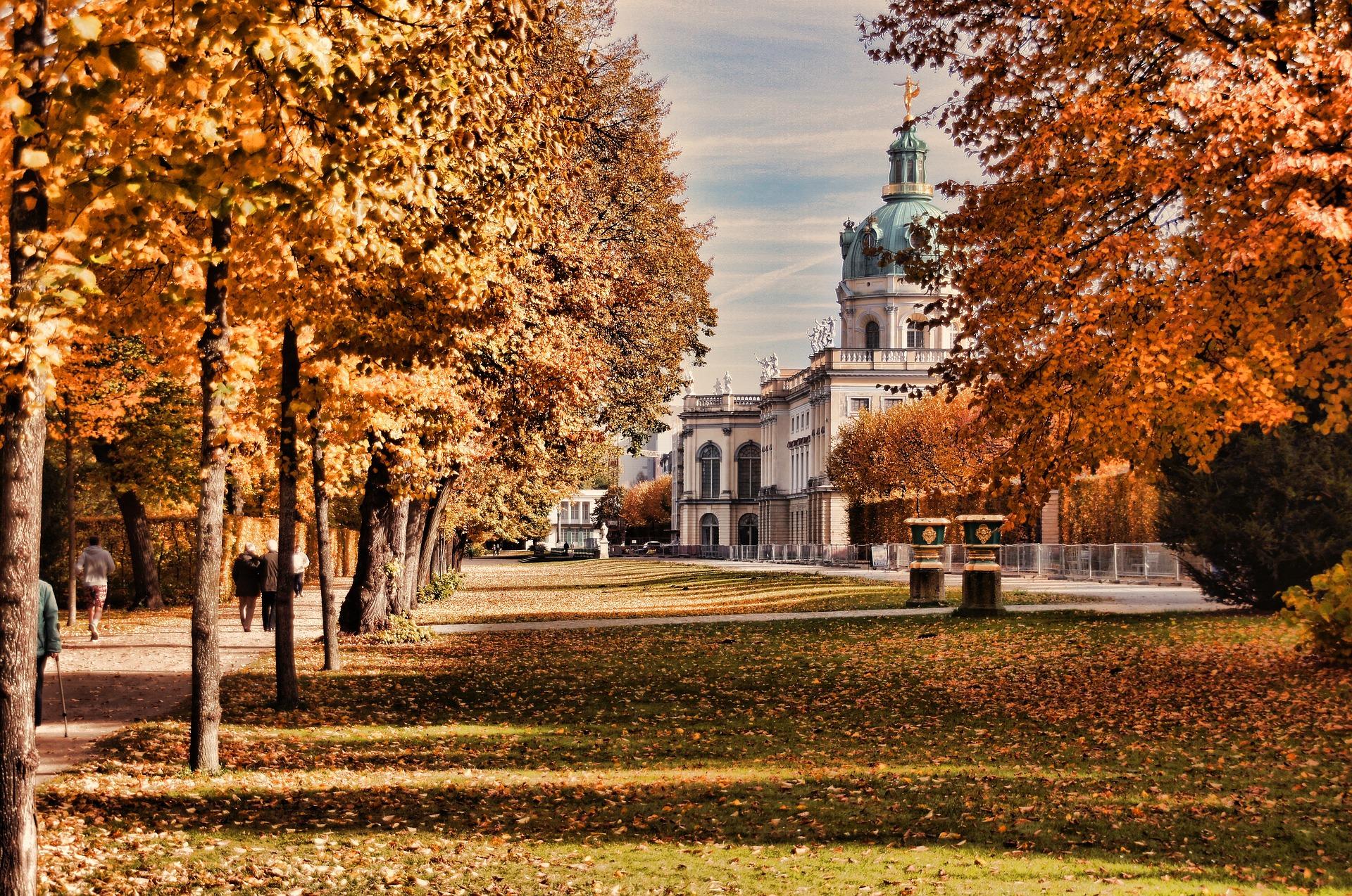 Berlin Charlottenburg Palace