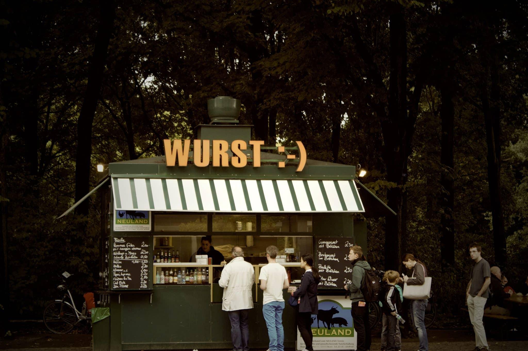Wurst Imbiss Berlin