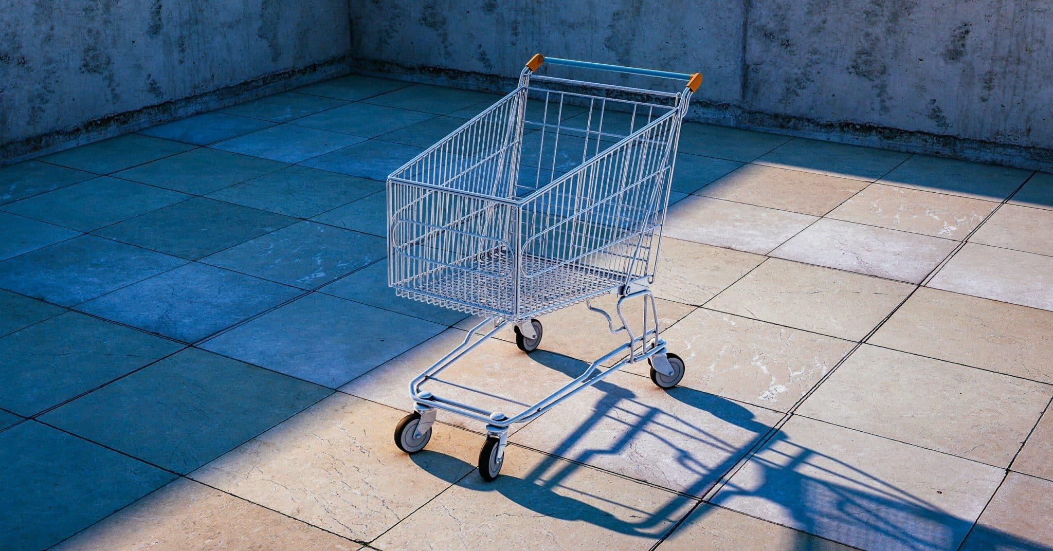 Berlin Supermarket Trolley