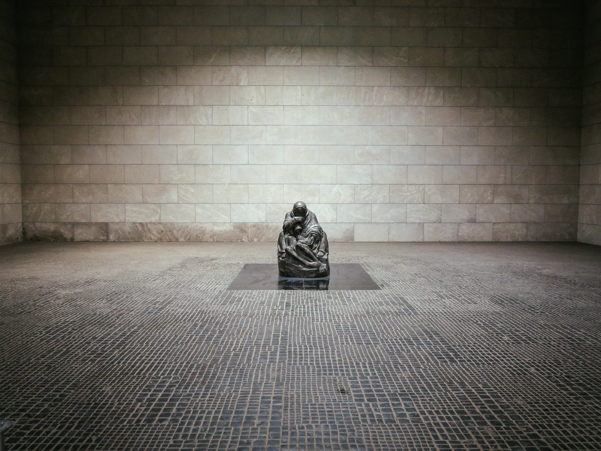 Neue Wache In Berin - Memorial To The Victims Of War And Tyranny