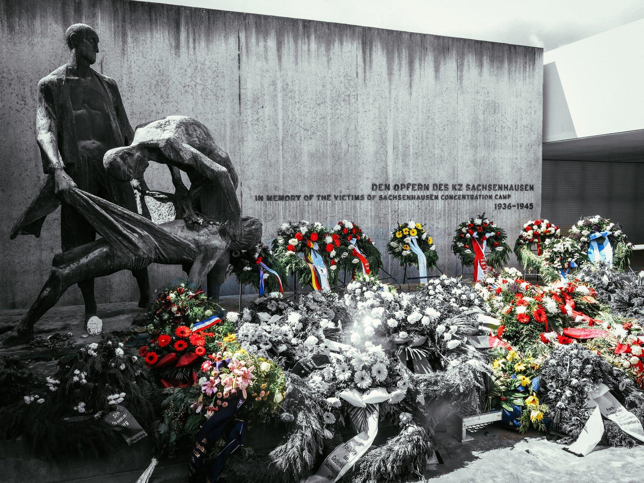 Sachsenhausen Station Z Memorial
