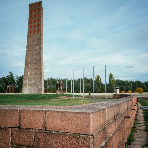 Berlin Experiences - Sachsenhausen Tours - View of Obelisk