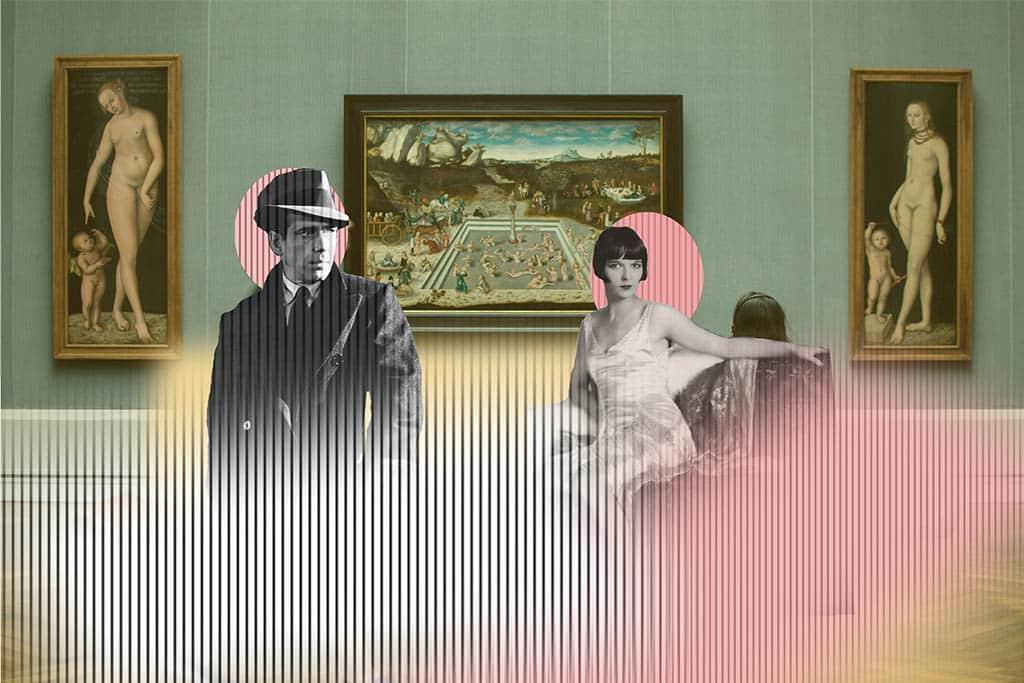 Secret Rendezvous Inside A Berlin Museum