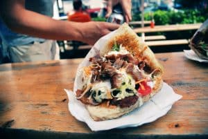 Döner Kebab in Berlin