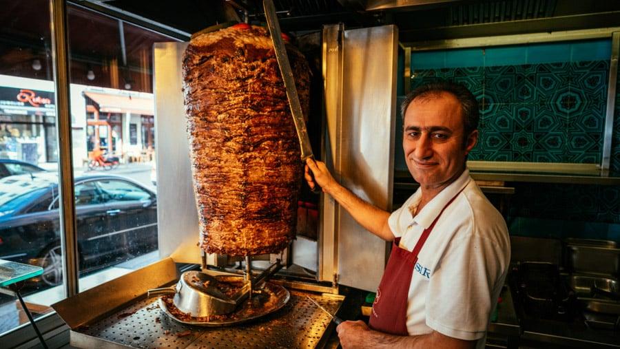 Berlin Hasir Döner Kebab