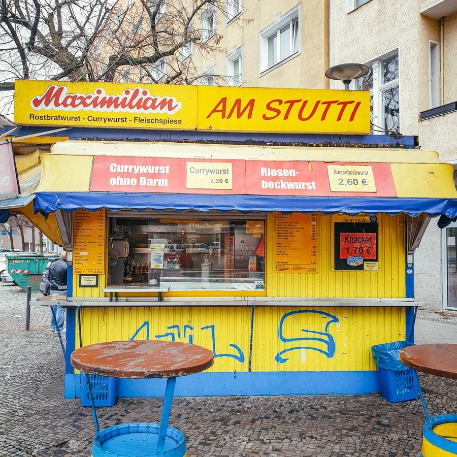 Maximilians Currywurst