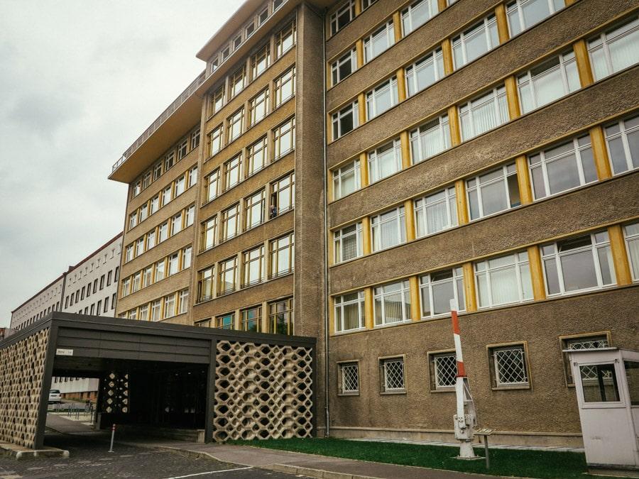 Stasi Headquarters Museum Berlin