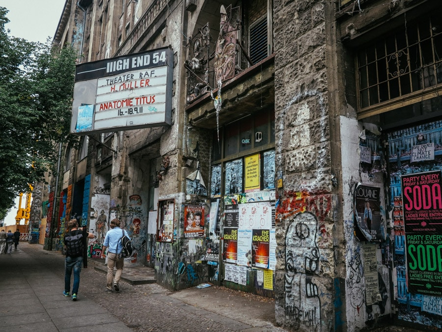 Tacheles Walking Tour