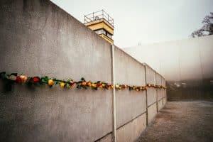 Bernauer Strasse Berlin Wall