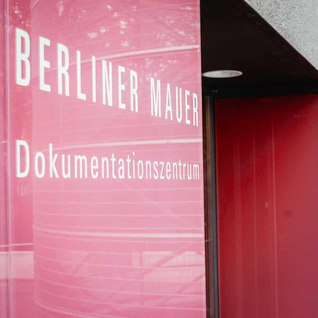 Bernauer Strasse Museum