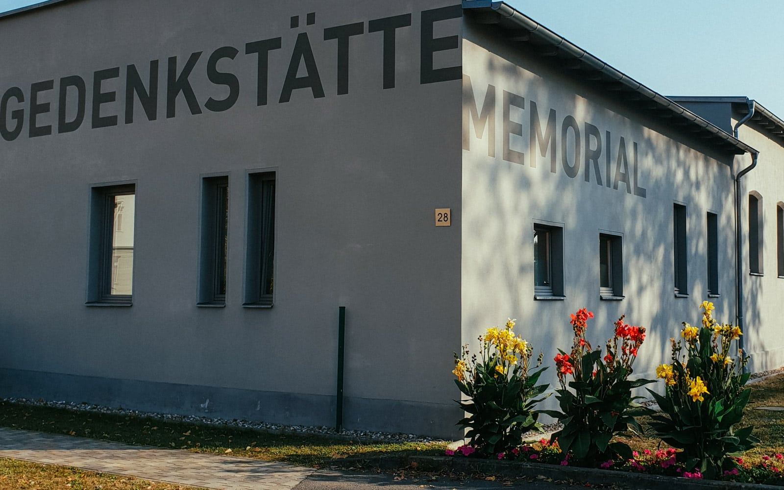 Memorial for the Euthanasia Murders in Brandenburg