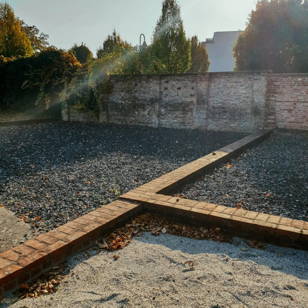 Site of Germany's First Nazi Gas Chamber