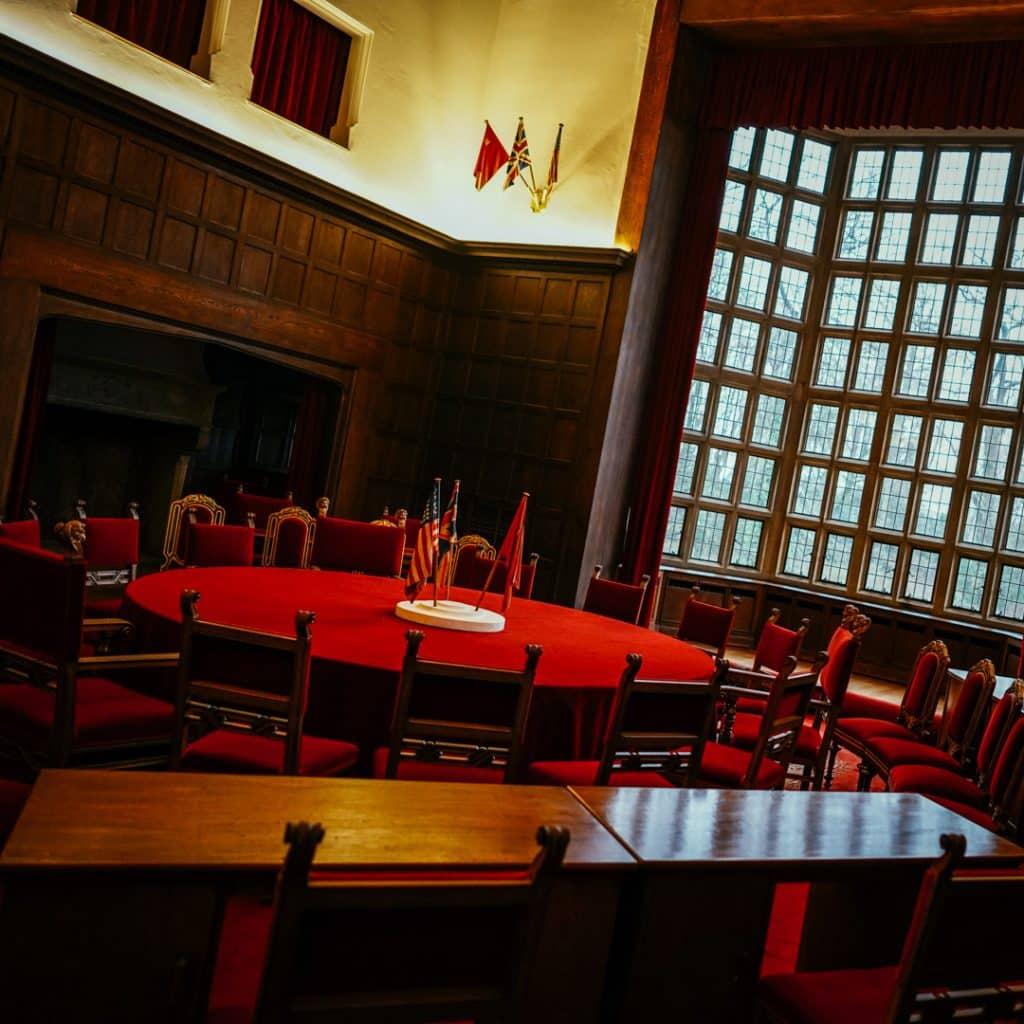 Potsdam Conference Interior