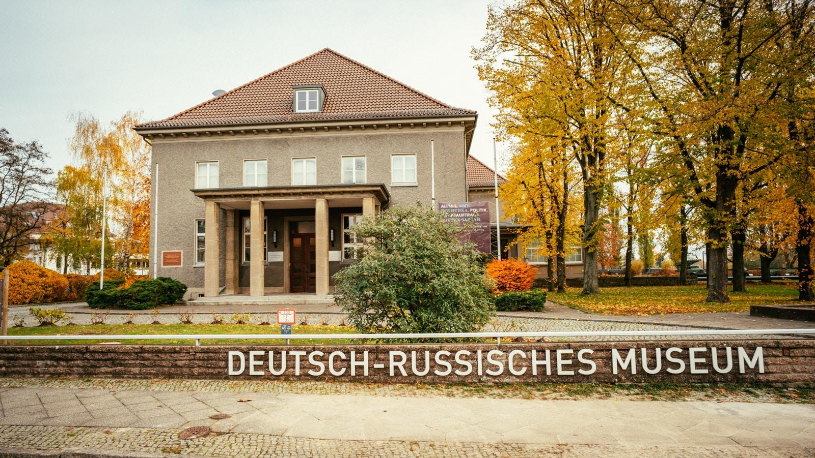 Deutsch Russiches Museum