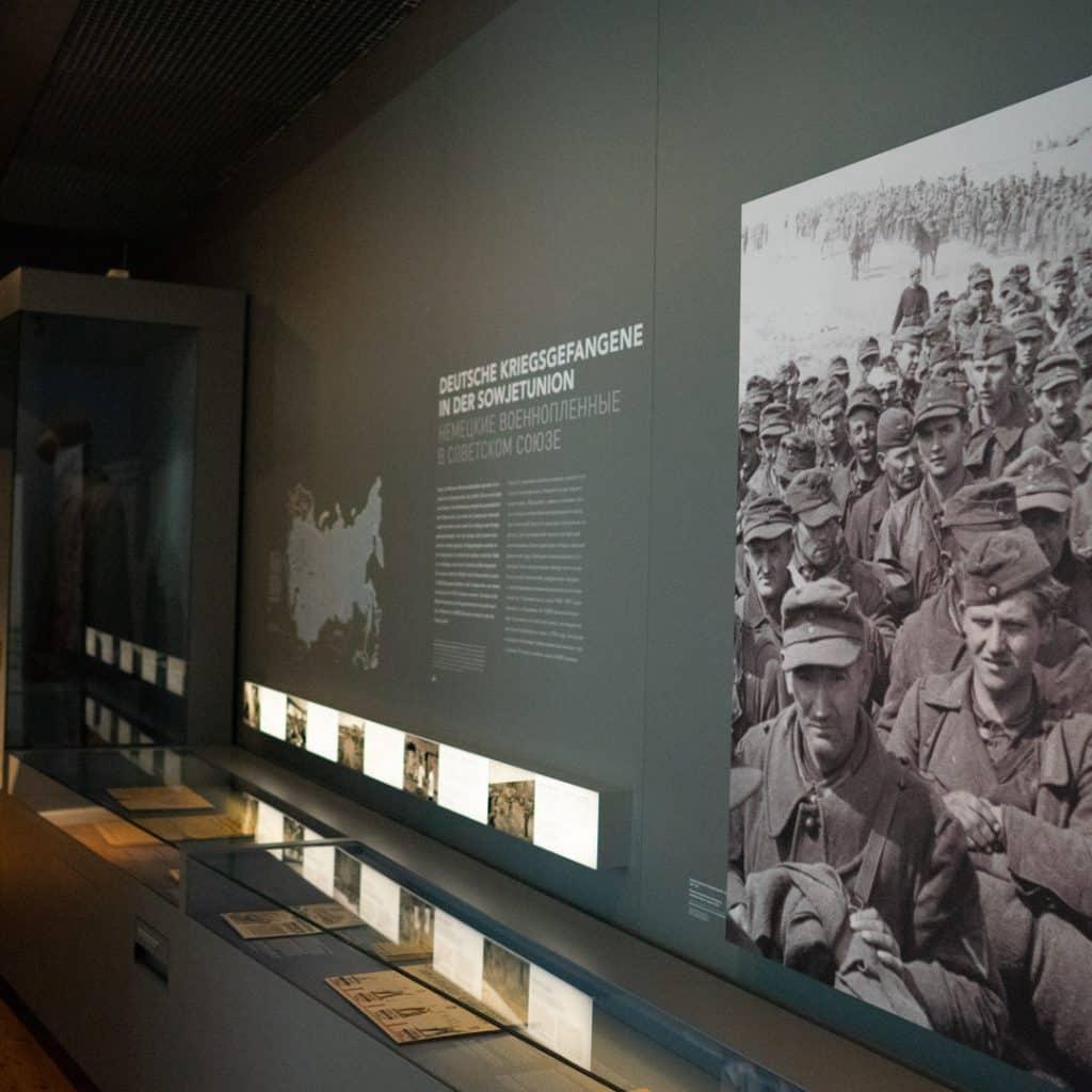 Karlshorst Deutsch Russisches Museum Exhibition