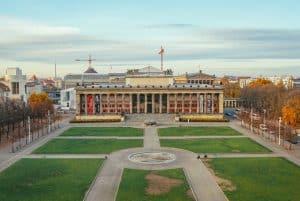 Museum Island in Berlin - UNESCO World Heritage site