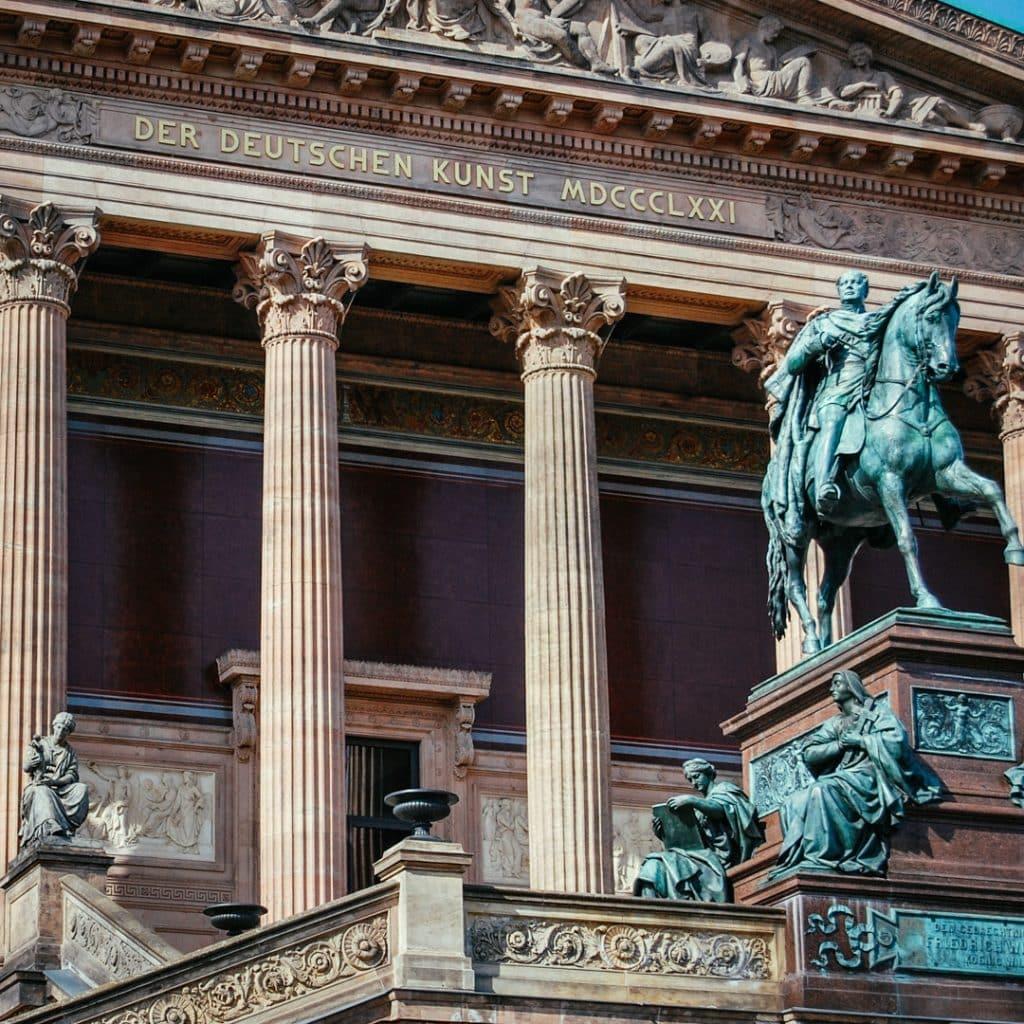 Altes Nationalgalerie from outside