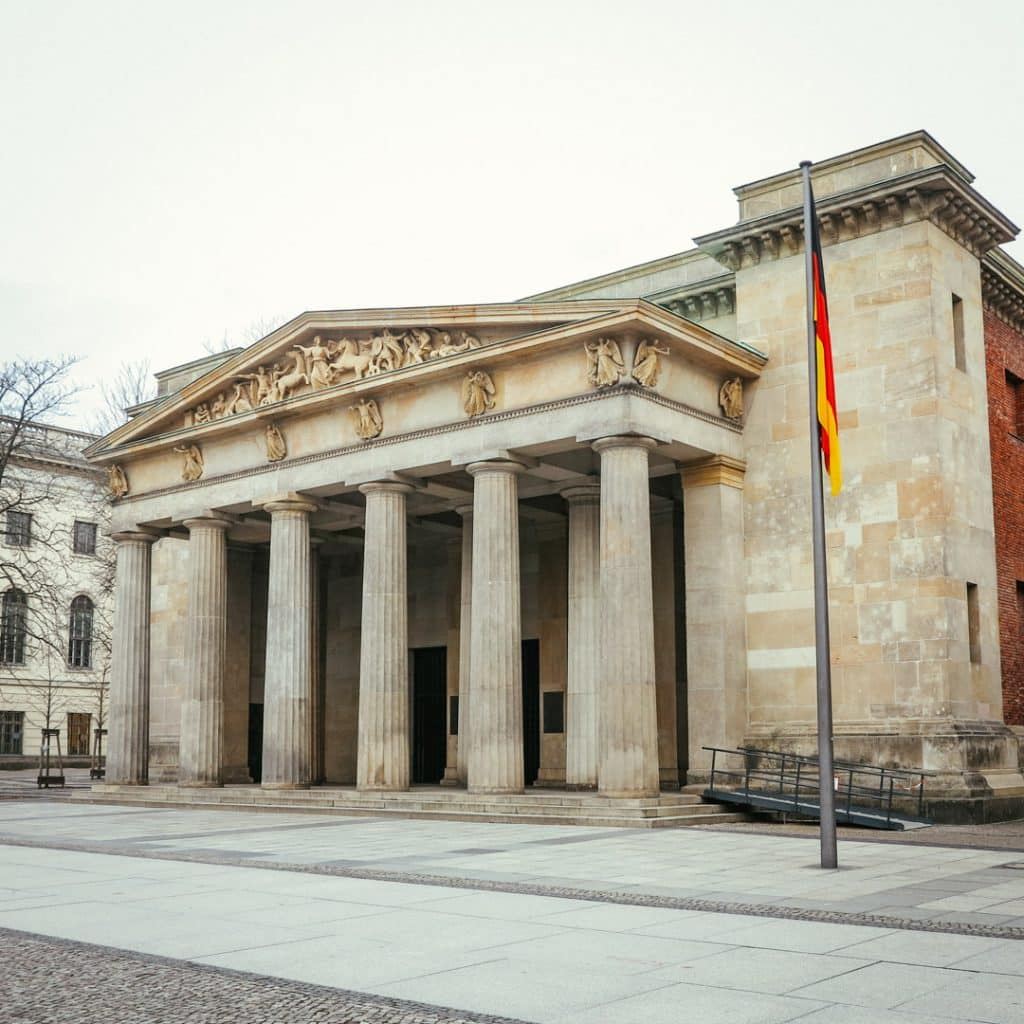 Neue Wache Berlin