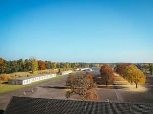 Overview of Ravensbrück Concentration Camp
