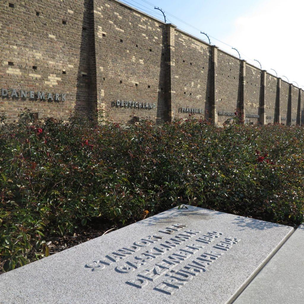 Memorial at the Ravensbrück Concentration Camp
