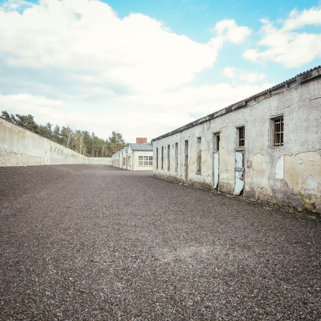 Ravensbrück barracks