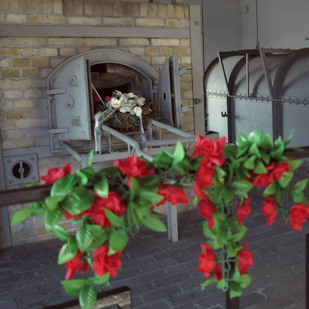 Ravensbrück crematoria