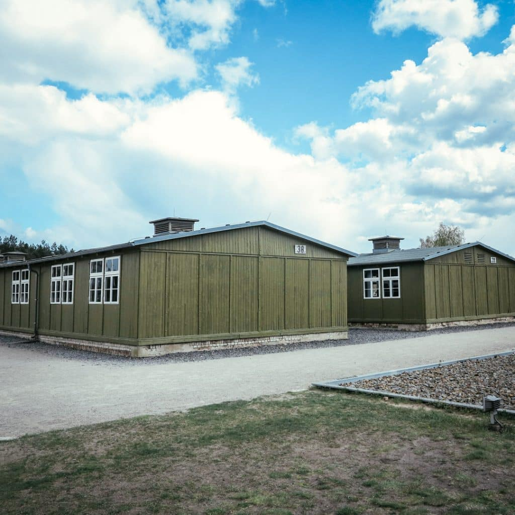 Jewish Barracks at Sachsenhausen