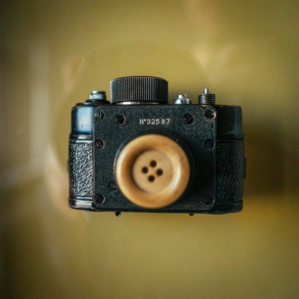Spy Camera - Stasi