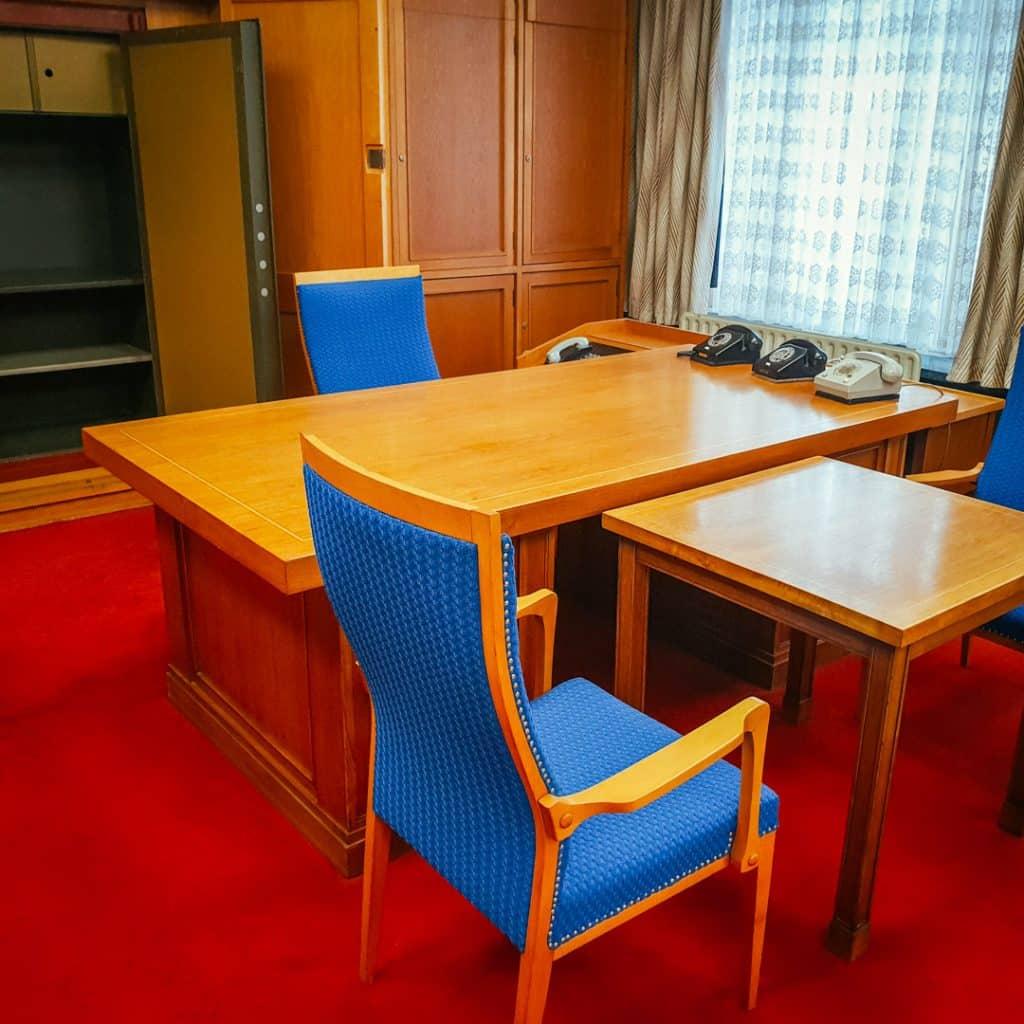 Office of Erich Mielke
