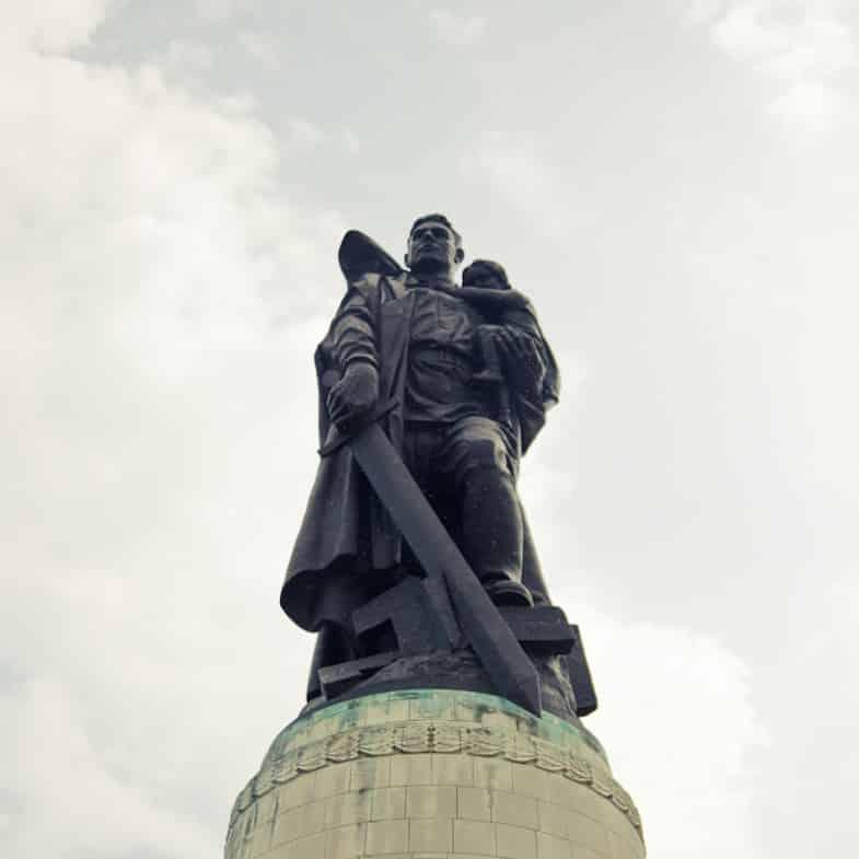 Soviet War Memorial Treptower Park