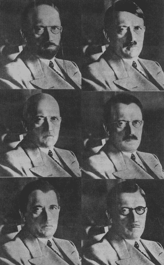Adolf Hitler Disguise Escape