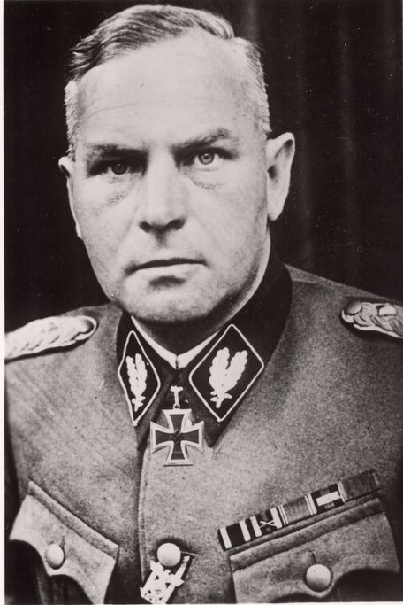 SS General Felix Steiner