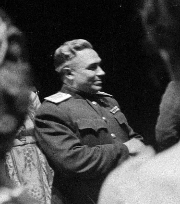 Head of the Soviet 5th Shock Army and Berlin's First Soviet Commandant - Nikolai Berzarin