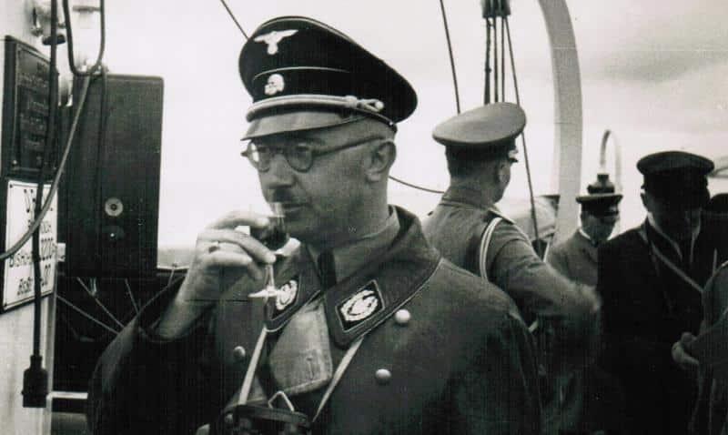 Reichsführer SS Heinrich Himmler - 'Der Treue Heinrich' (the loyal Heinrich)