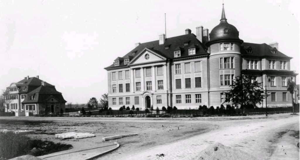 Kaiser Wilhelm Institute in Berlin Dahlem