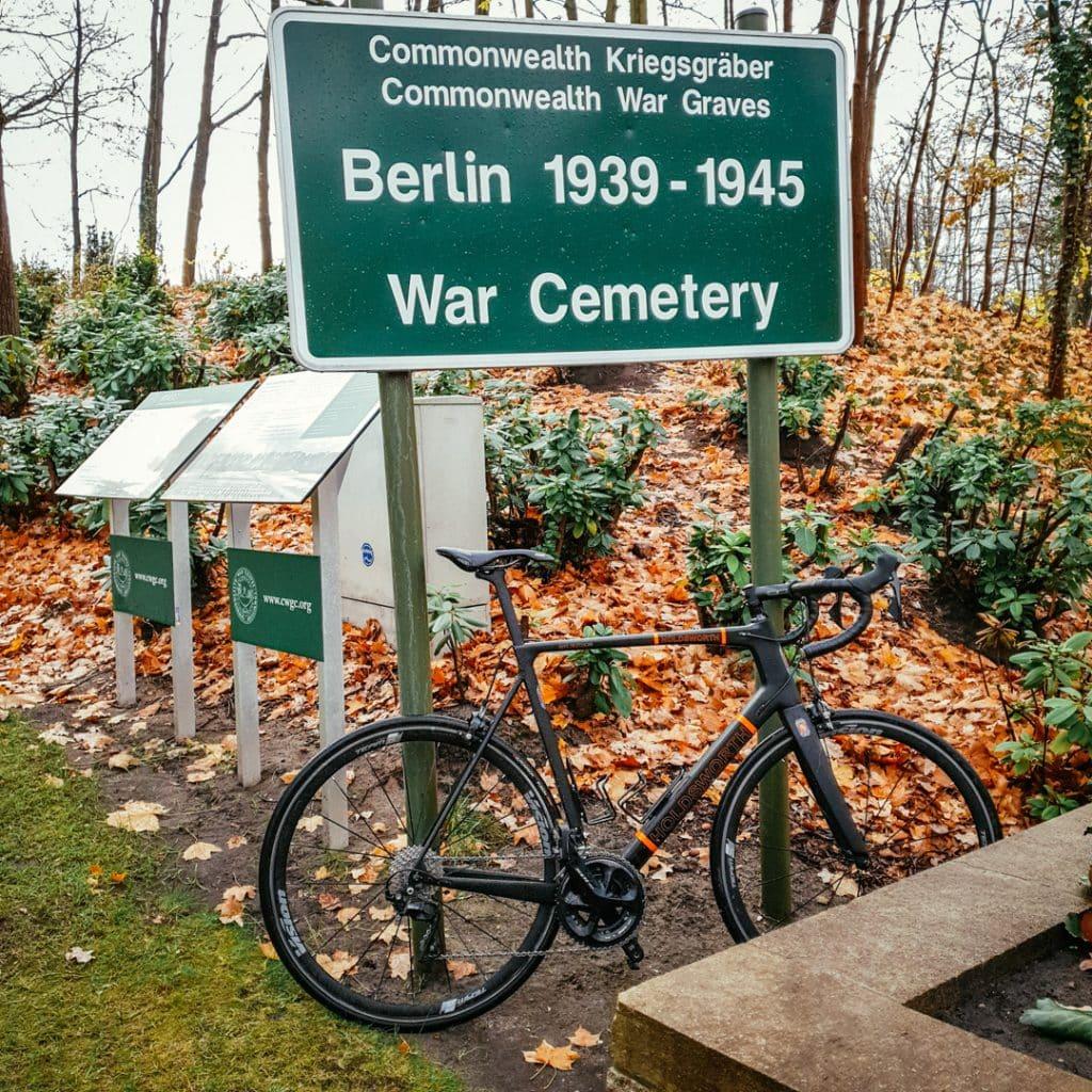 Commonwealth War Cemetery Berlin