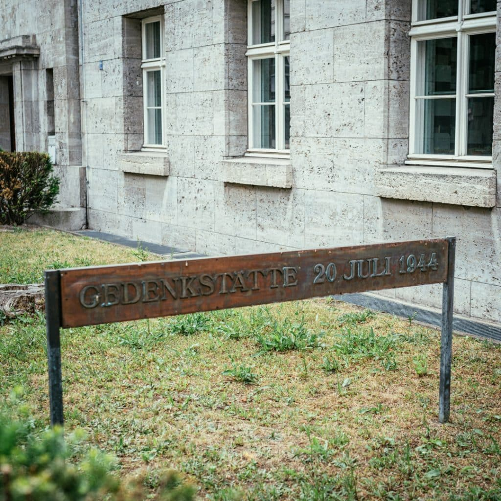 The German Resistance Museum