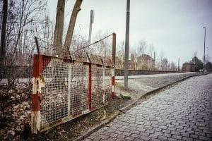 Gleis 17 in the Grunewald