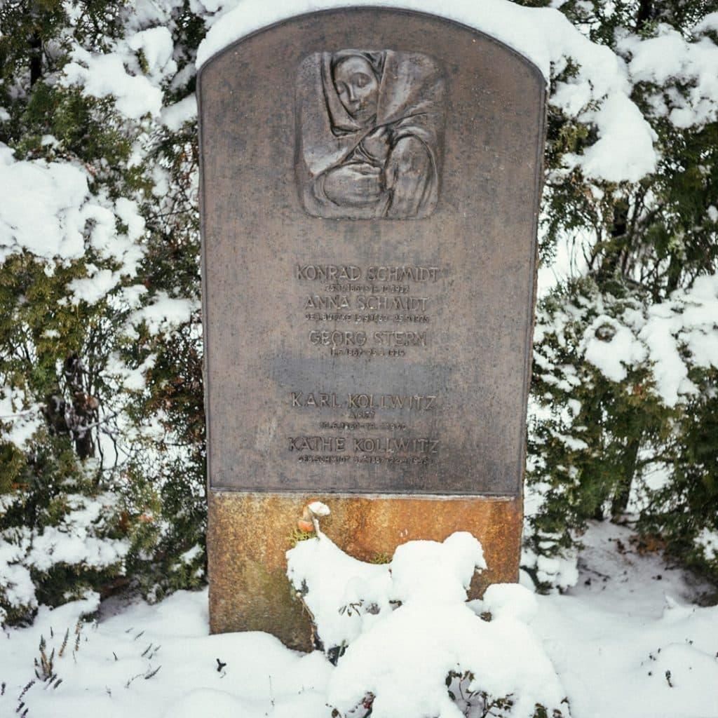 Käthe Kollwitz's Grave