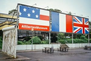 The Allied Museum in Dahlem