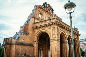 The Ruins of Anhalter Bahnhof