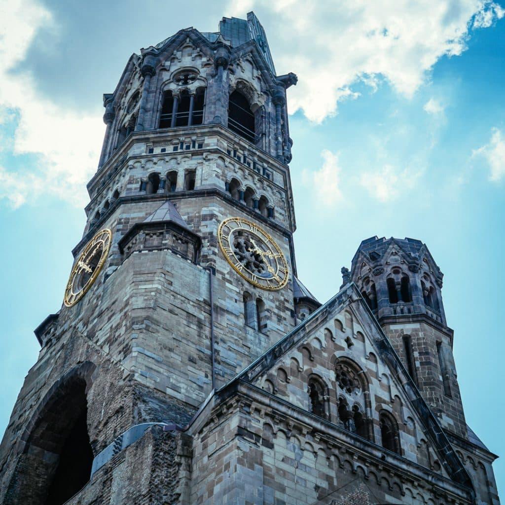 The Kaiser Wilhelm Gedächtnis Kirche