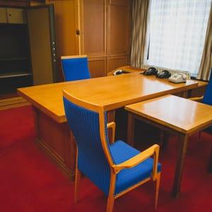 Erich Mielke's Desk